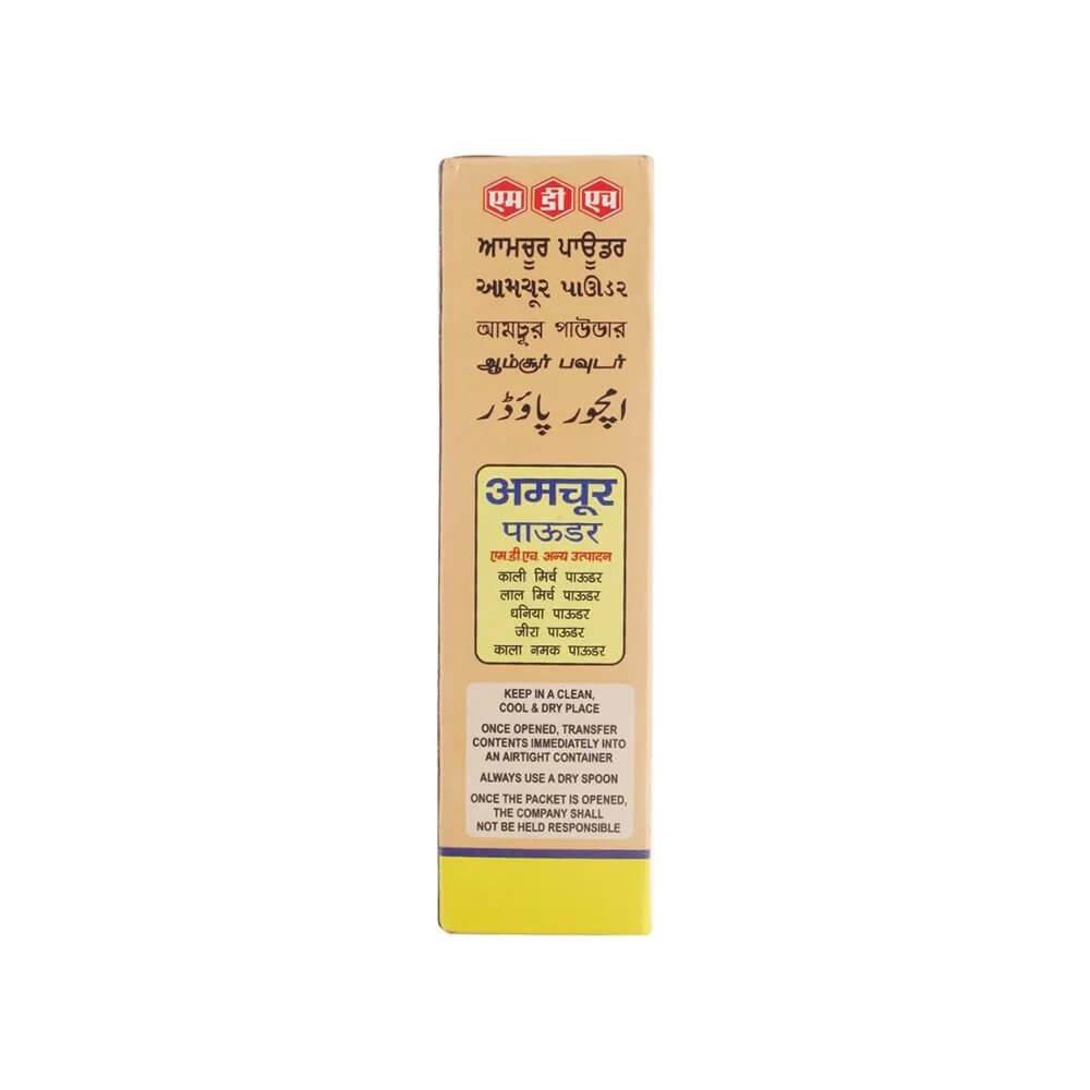 MDH Amchur Powder 100g 4