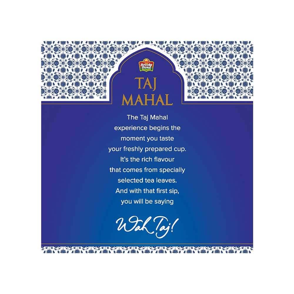 Brooke Bond Taj Mahal Tea 250gm 3