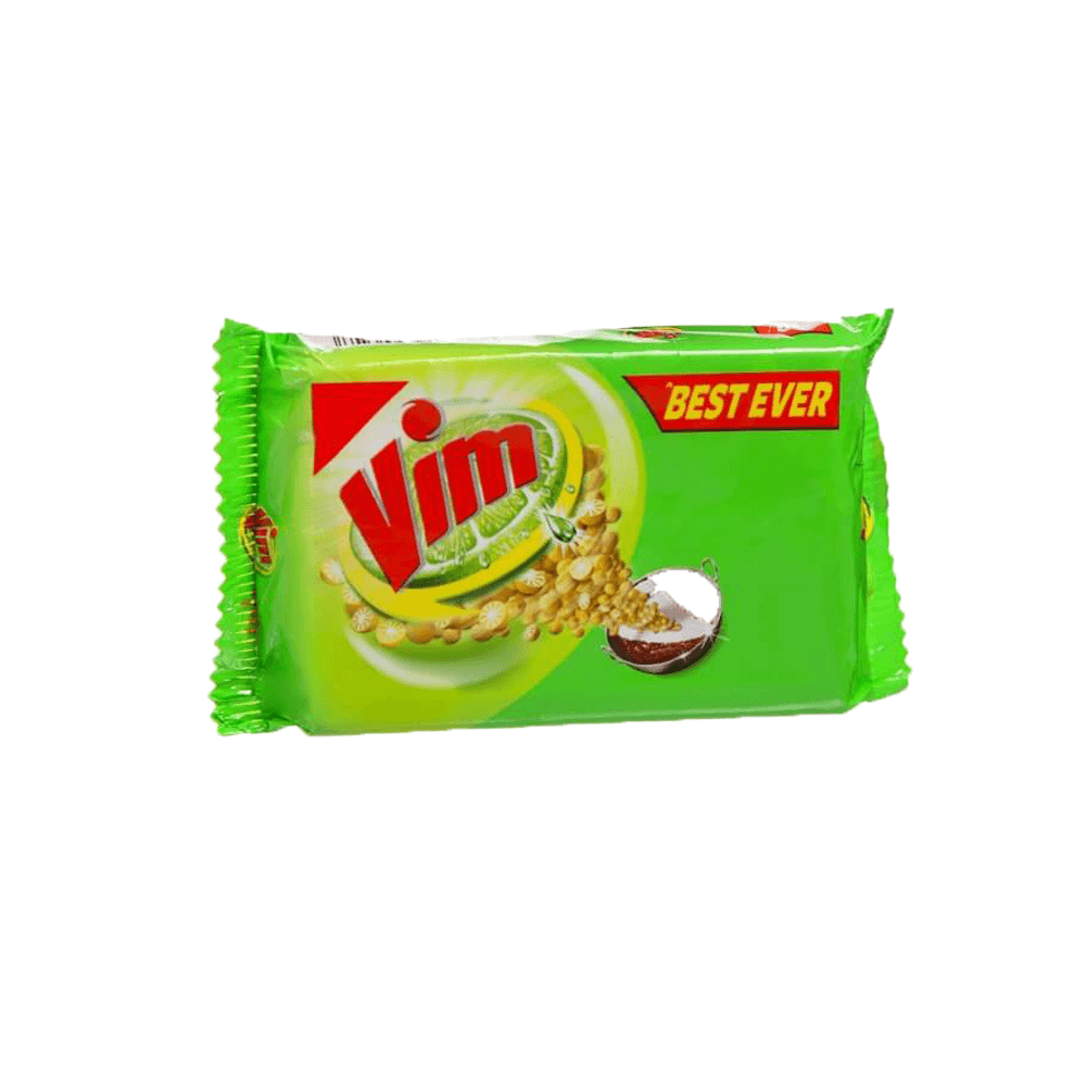 Vim Dishwash Bar 65g 2