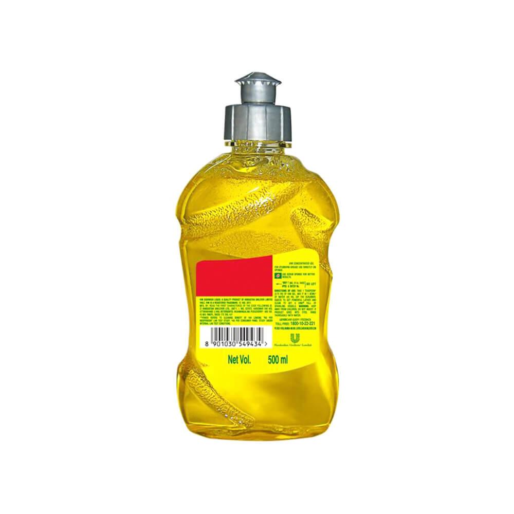 Vim Lemon Dishwash Gel 250 ml 2