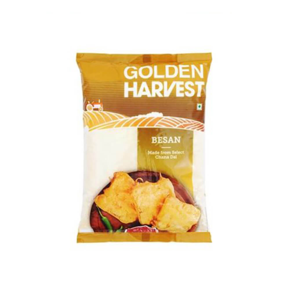 Golden Harvest Flour  Besan 500gm