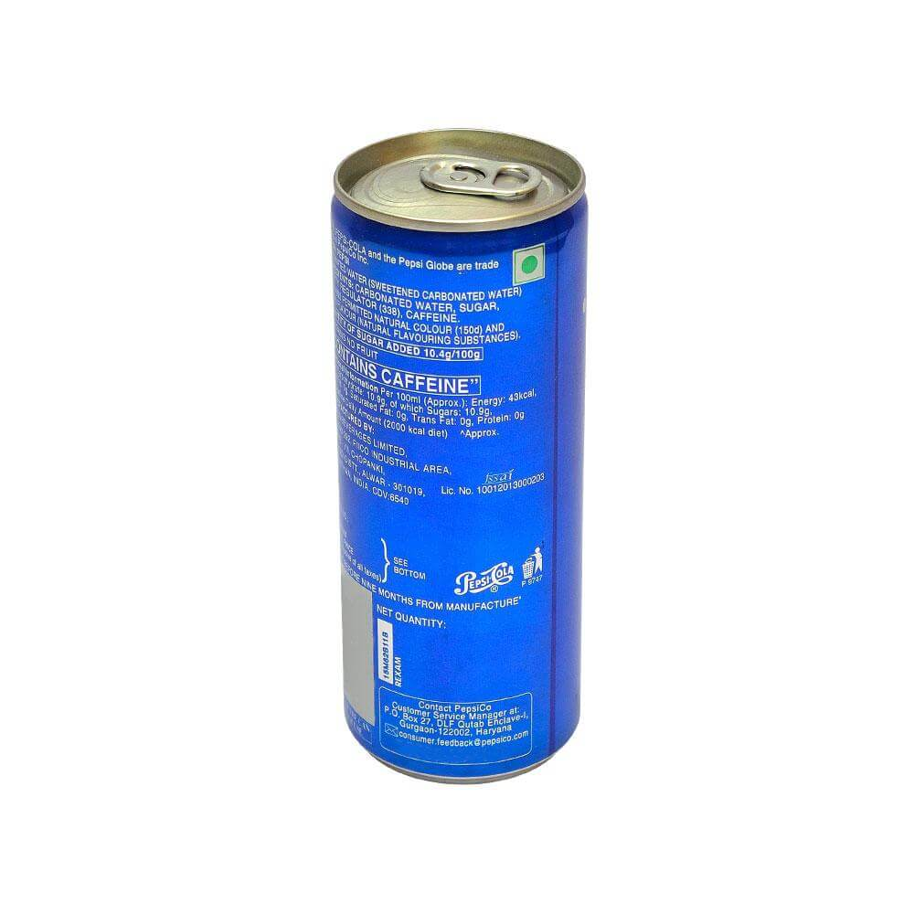 Pepsi My Soft Drink Can 250ml 3