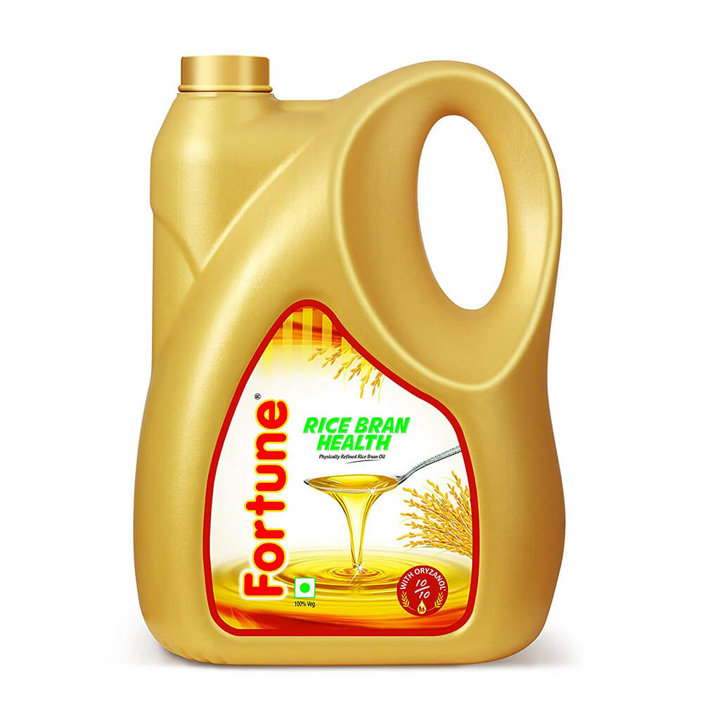 Fortune Rice Bran Health Oil 2ltr