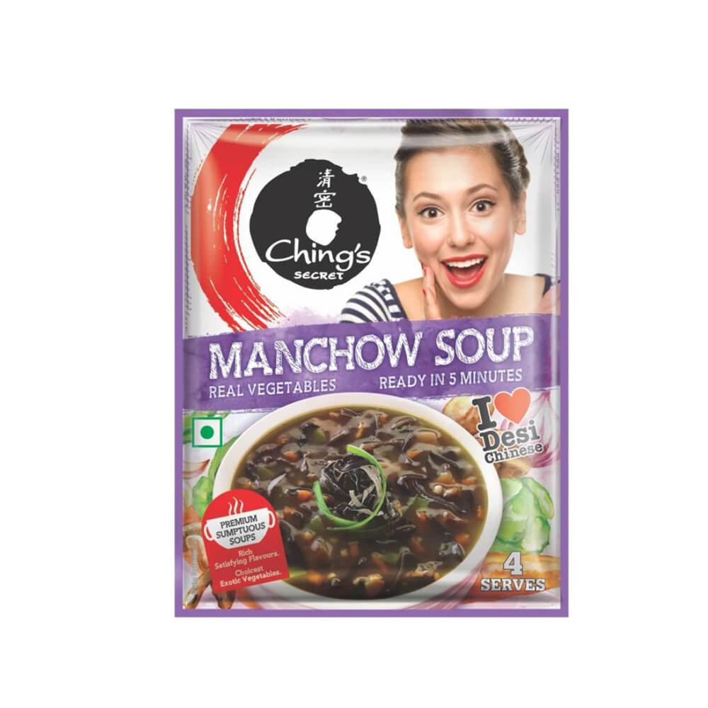 Chings Secret Manchow soup 55g