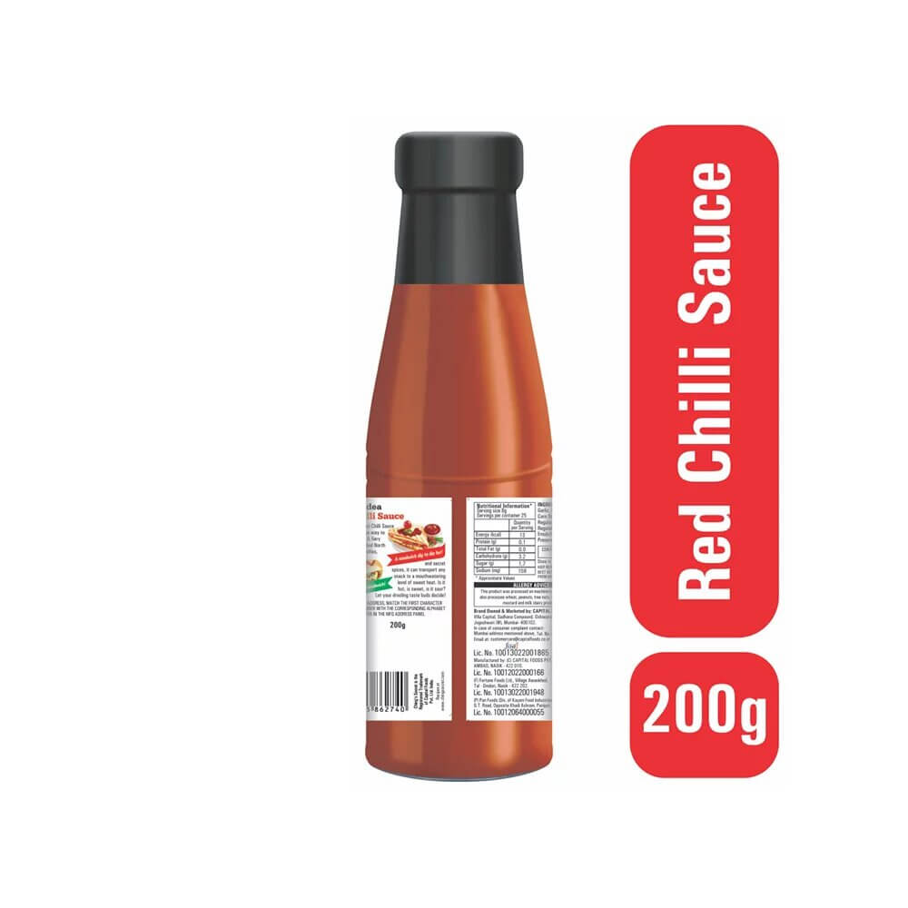 Chings Secret Red Chilli Sauce 200g 2