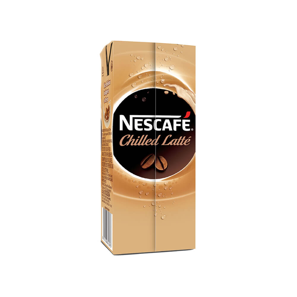 Nescafe Chilled Latte Cold Coffee 180ml