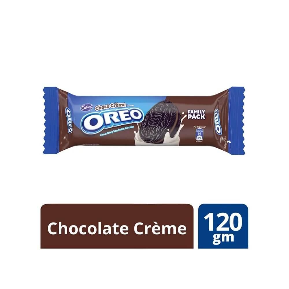 Oreo Choco Creme Biscuit 120g